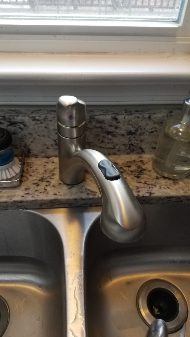 Fredericksburg, VA - Replaced kitchen sink faucet in Fredericksburg