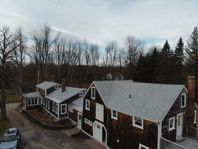 Princeton, MA - Roof replacement done in Princeton, Massachusetts!