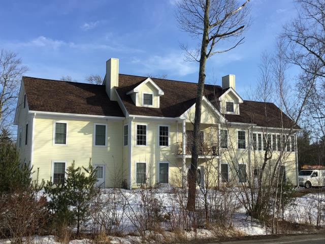 East Brookfield, MA - Roof replacement in East Brookfield, Massachusetts.