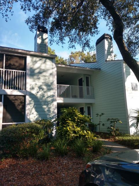 Mount Pleasant, SC - replace the shingles on an apartment building. property management roof repair in Charleston south Carolina.