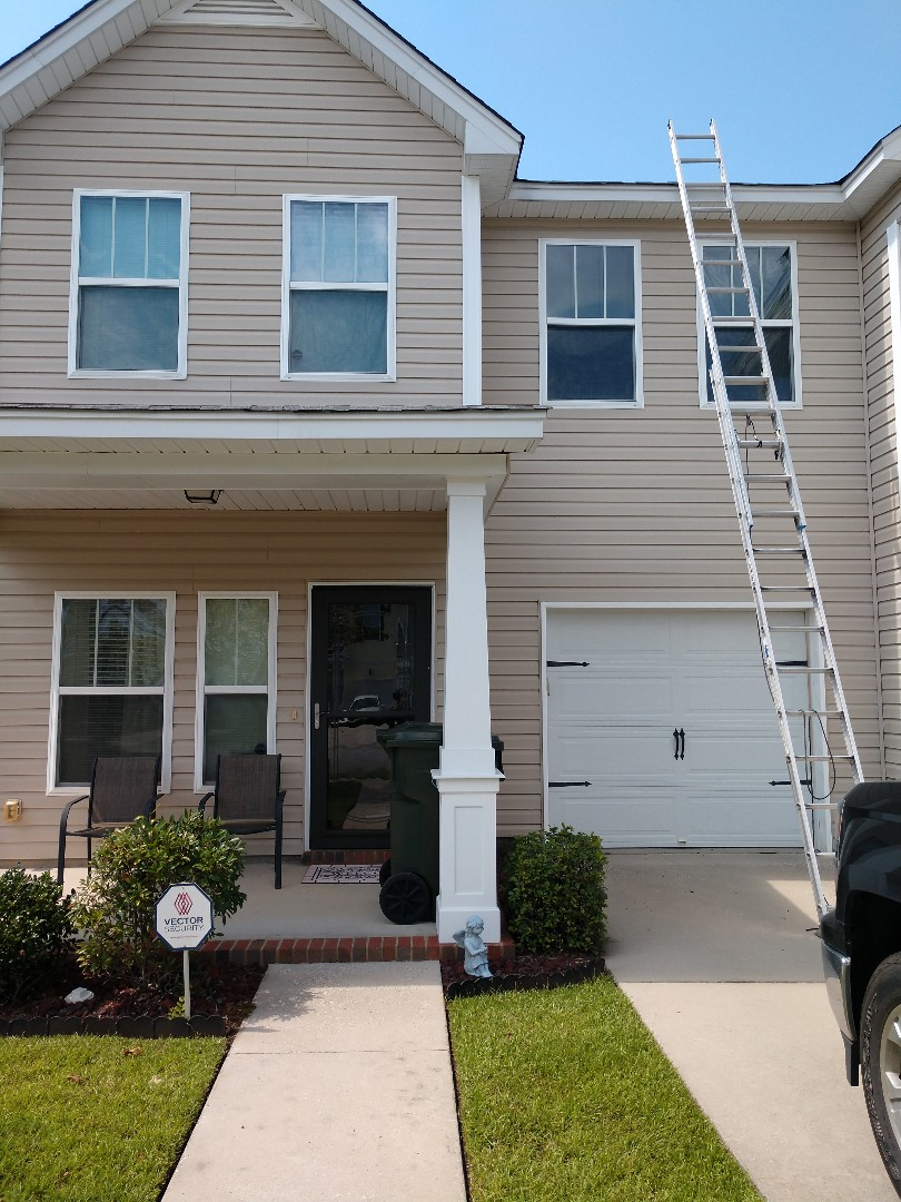 Goose Creek, SC - Shingle repaired cokers commons