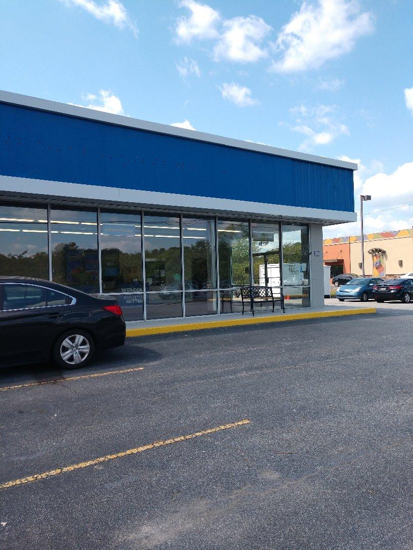 Goose Creek, SC - Commercial roof repair moncks corner tread quarters discount tire