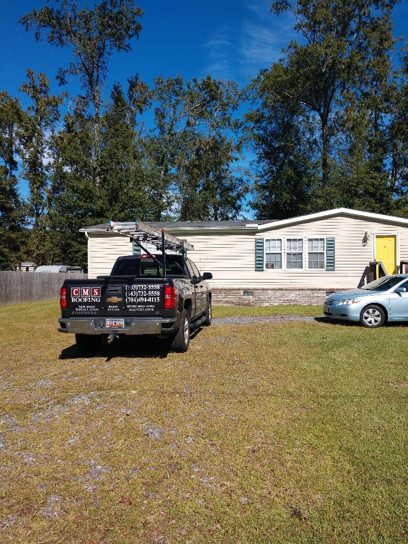 Summerville, SC - Roof repairs