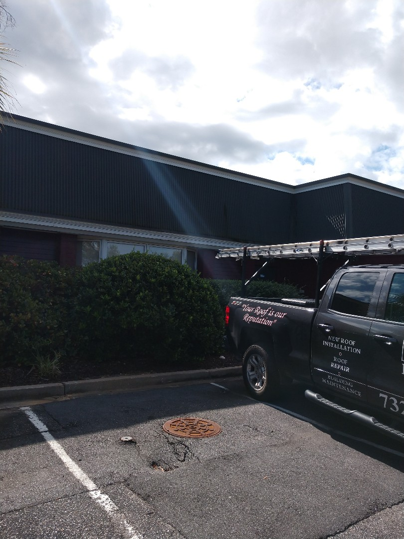Charleston, SC - New commercial roof
