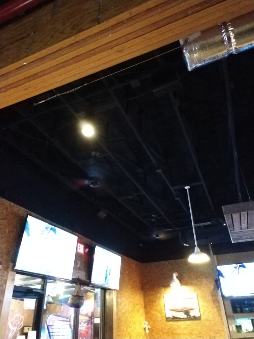 Summerville, SC - Leaks at the kickin Chicken