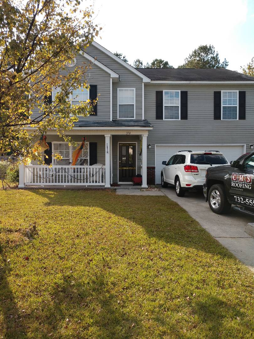 Summerville, SC - Shingle repairs Summerville