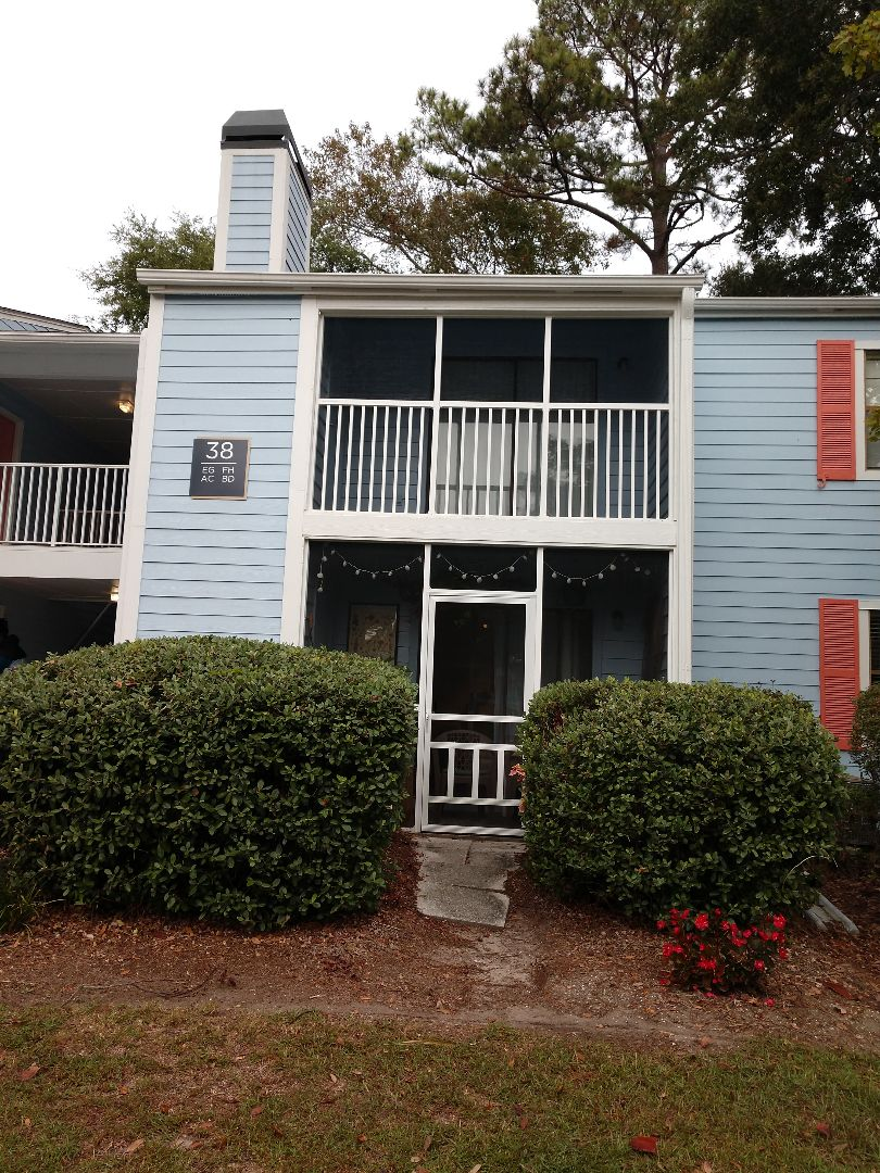 Mount Pleasant, SC - Roofing repairs on condo complex Mount pleasant