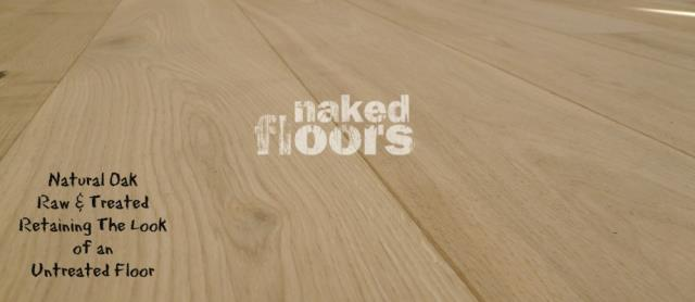 Supply: Mixed Width Oak Floorboards for Farmhouse Renovation