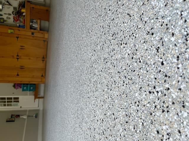 Marietta, GA - Guardian Garage Floors is installing a strong and durable garage concrete floor coating in Marietta GA.