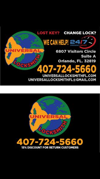 Universal locksmith