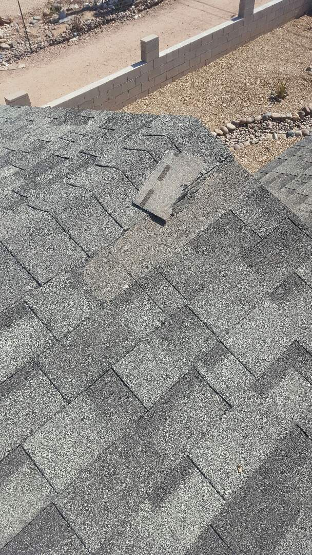 Apache Junction, AZ - Shingle repair or reroof