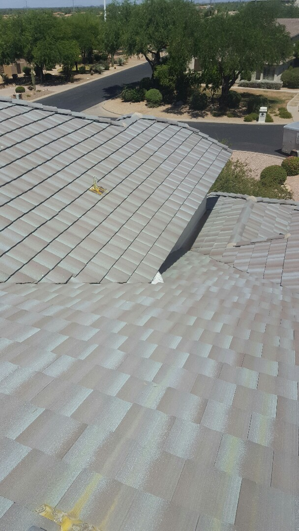 Scottsdale, AZ - Tile r and r lift and reset