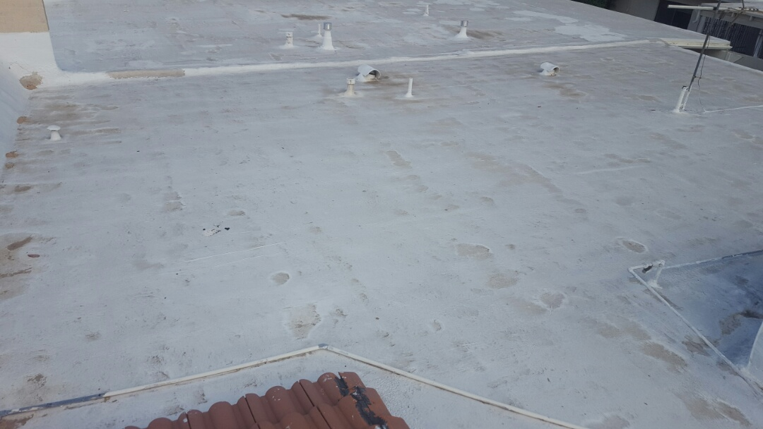 Scottsdale, AZ - Flat roof tear off install