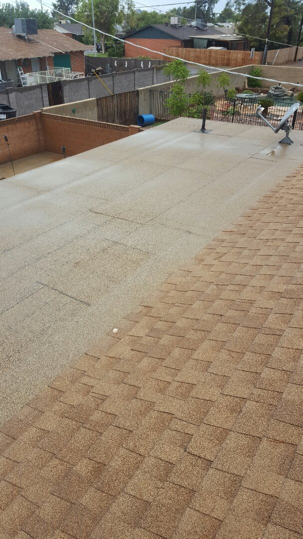 Scottsdale, AZ - Patio tear off install