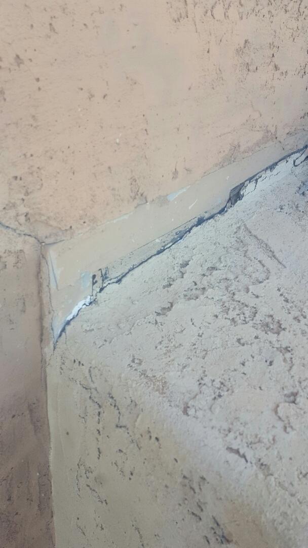 Gilbert, AZ - Stucco cracking