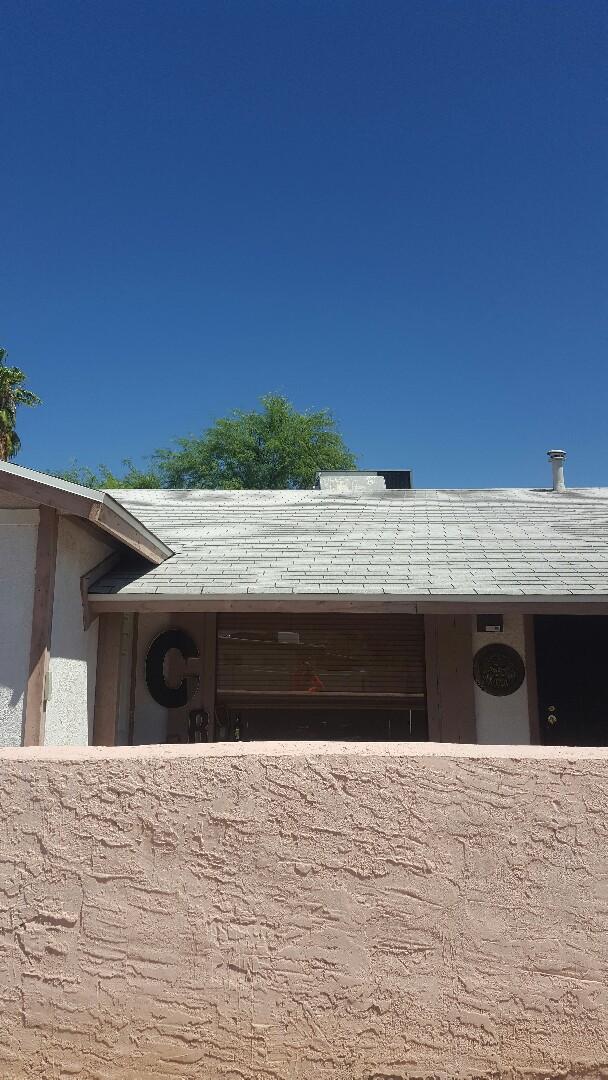 Phoenix, AZ - Reroof bid