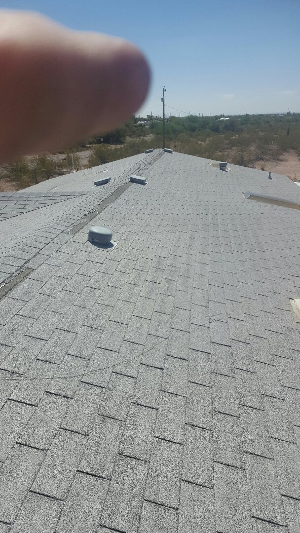 Apache Junction, AZ - New roof bid