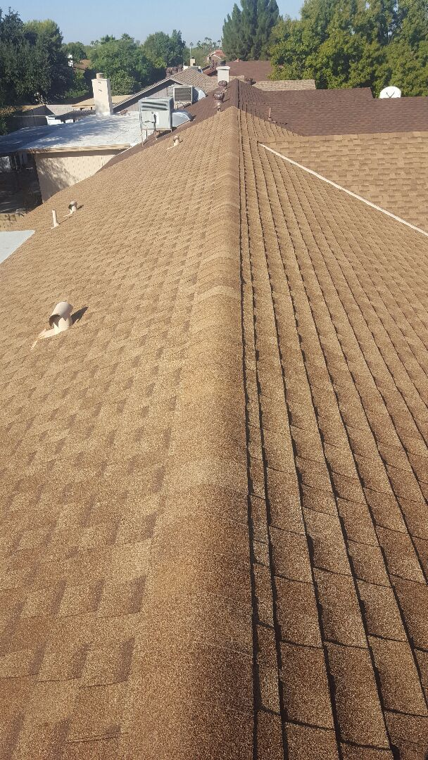 Mesa, AZ - Checking life of roof