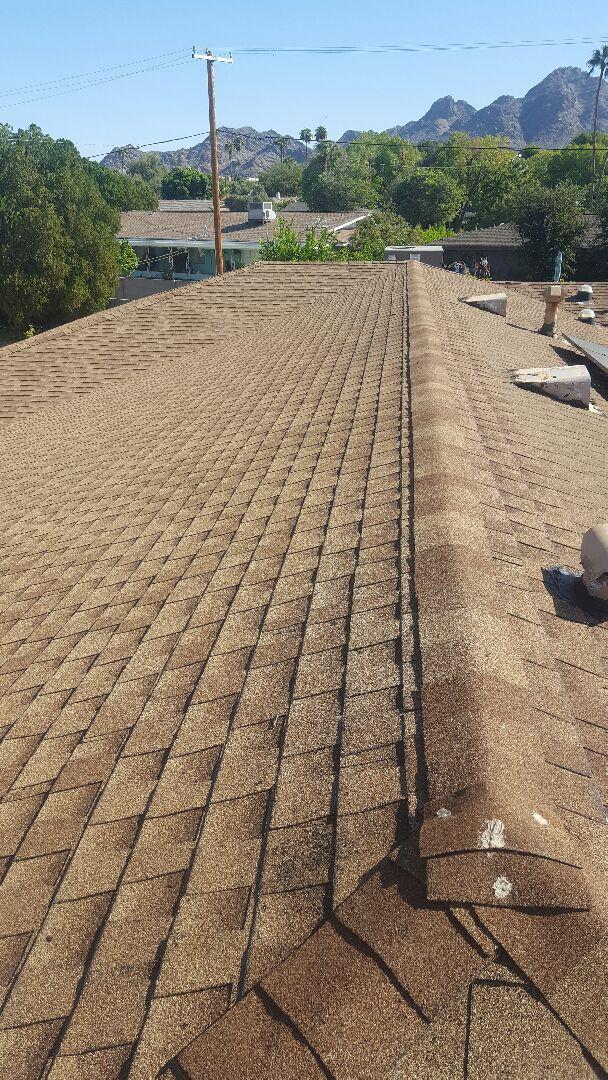 Phoenix, AZ - Roof insp