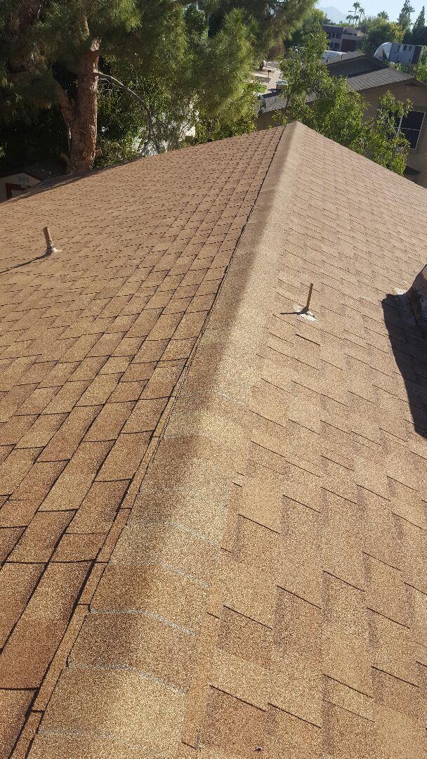 Mesa, AZ - New roof