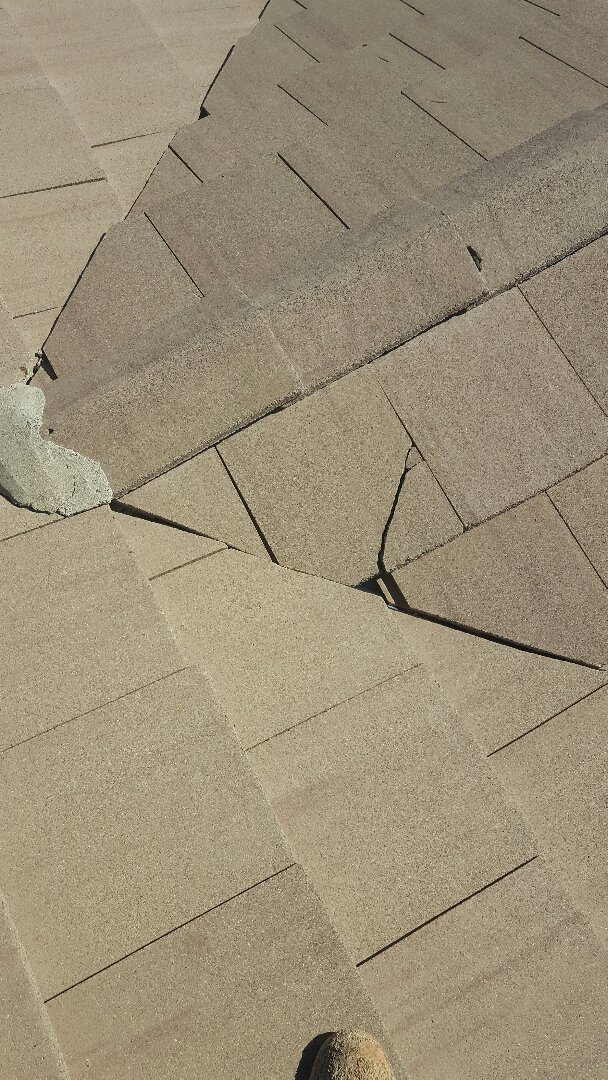 Scottsdale, AZ - Inspection 50 tile