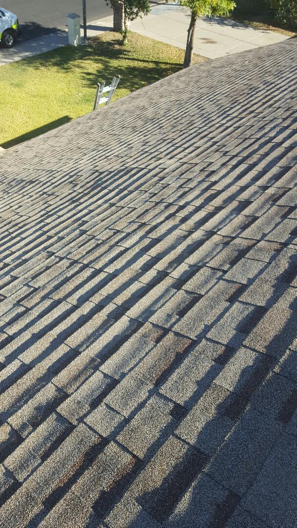 Mesa, AZ - Reroof bid,4 new roof