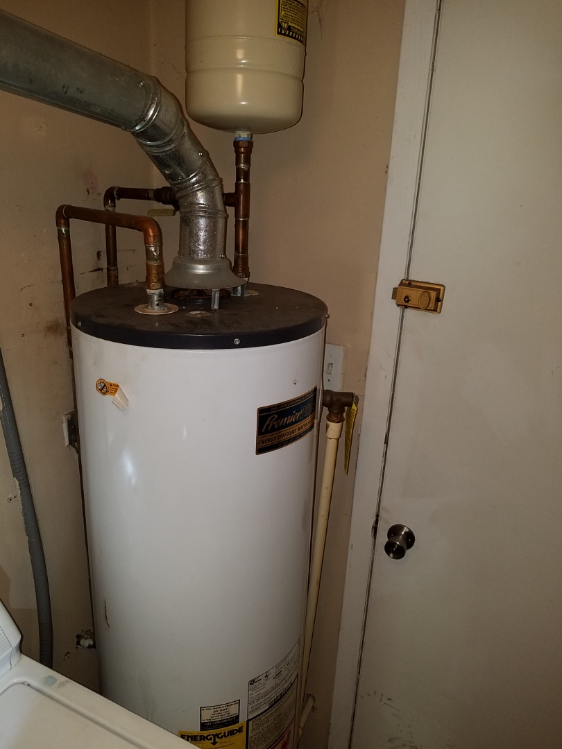 Decatur, GA - Checked out a water heater and relit it.