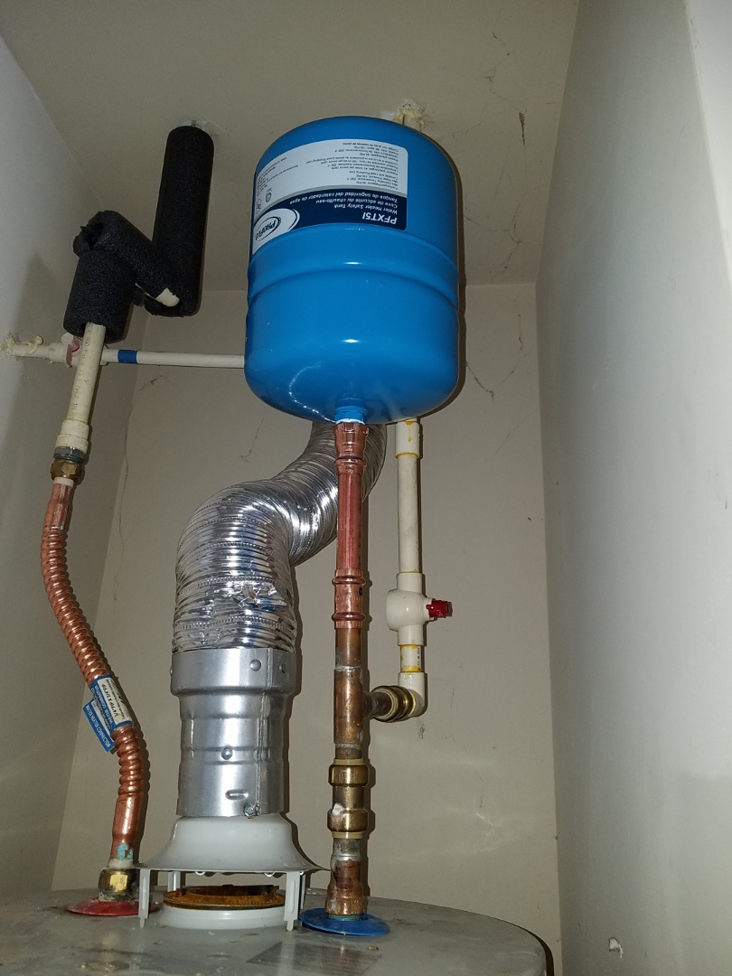 Cumming, GA - I made an emergency water heater repair