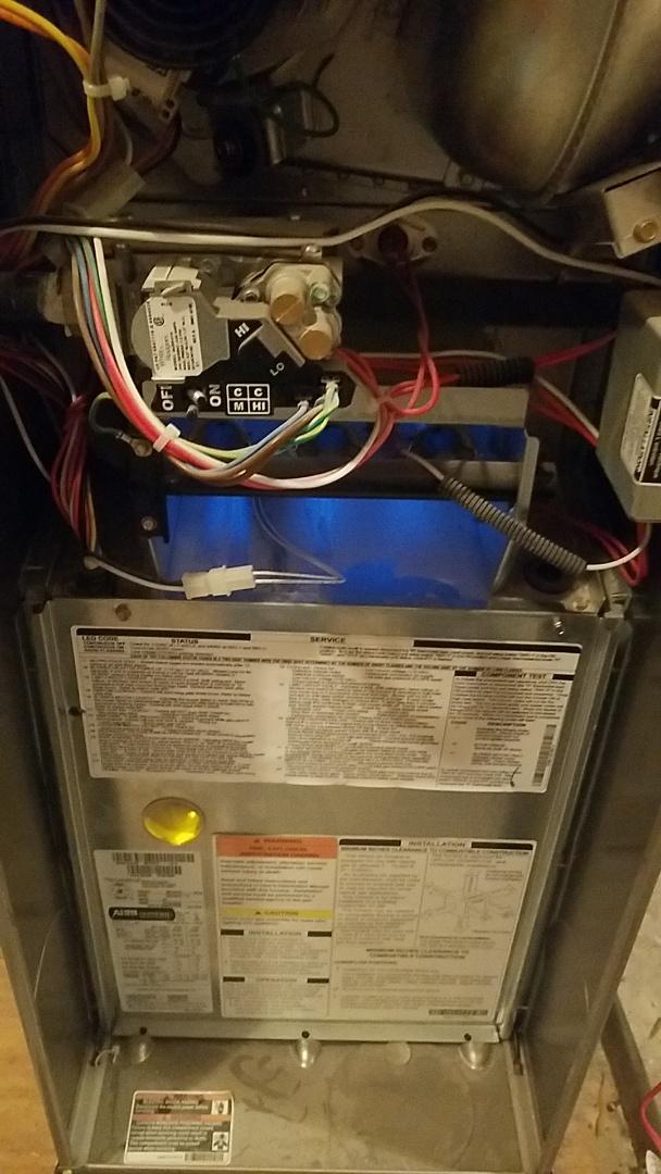 Alpharetta, GA - Preventative maintenance heat check hvac checkup