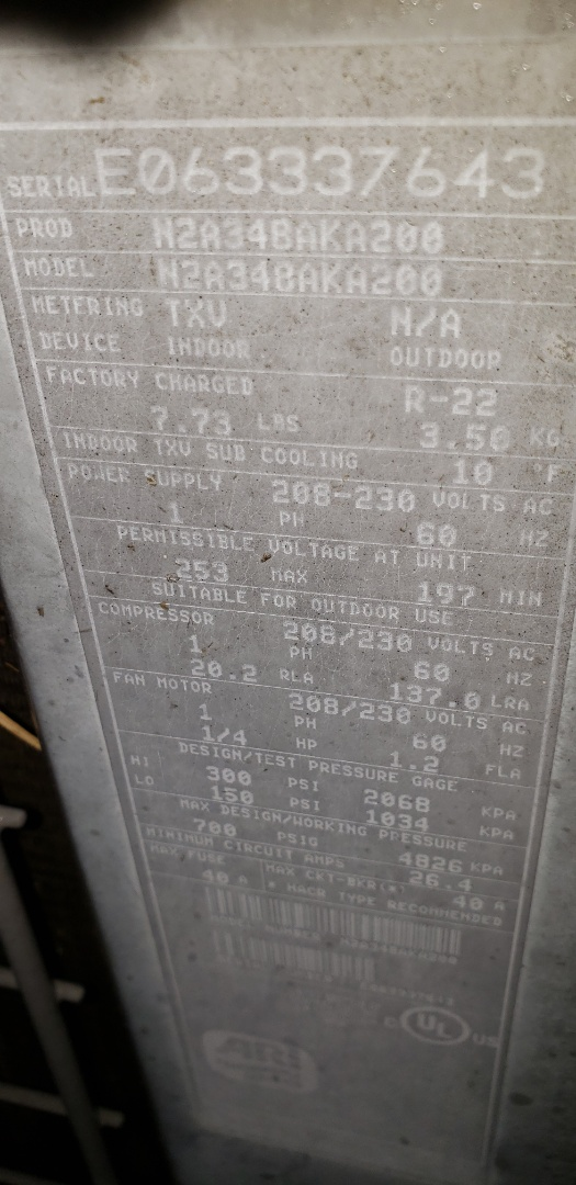 Snellville, GA - Furnace inspection