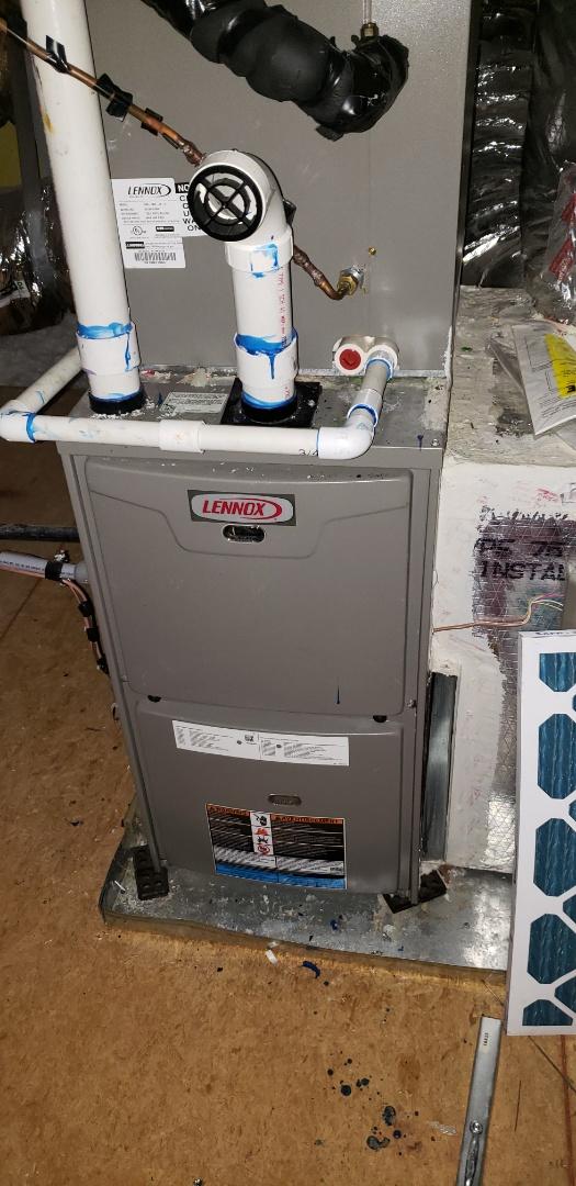 Alpharetta, GA - Heat pm on 1 system