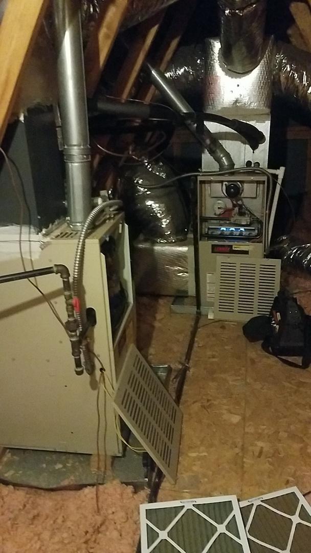 Kennesaw, GA - Heat maintenance