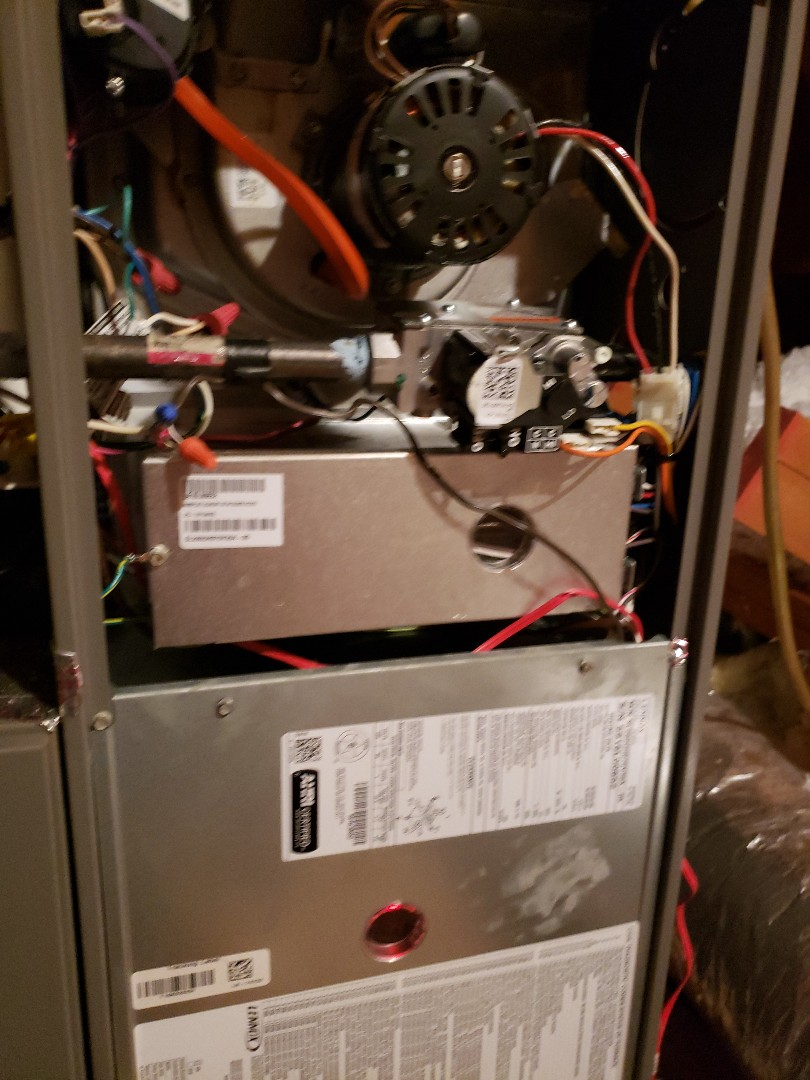 Alpharetta, GA - Preventative maintenance on 2 systems