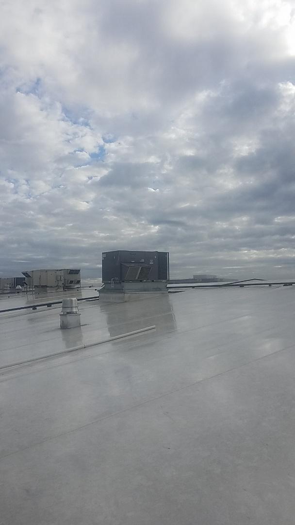 Atlanta, GA - Hvac commercial split air conditioner evaporator coil replacement