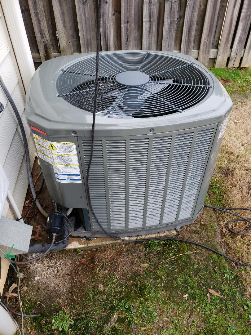 Norcross, GA - Heating inspection