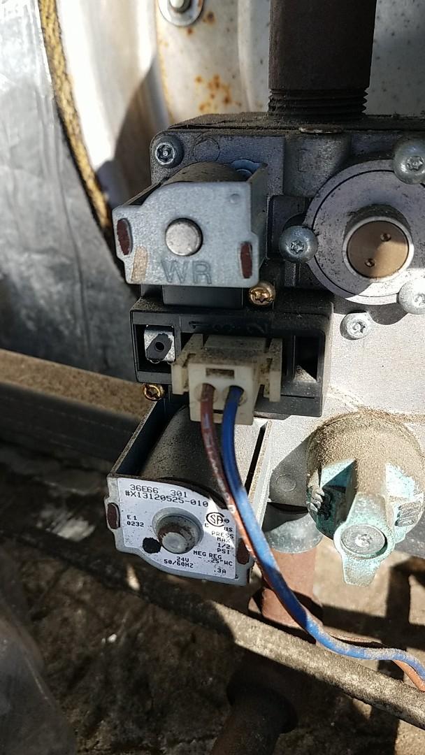 Atlanta, GA - Heat not working,  gas valve replacement