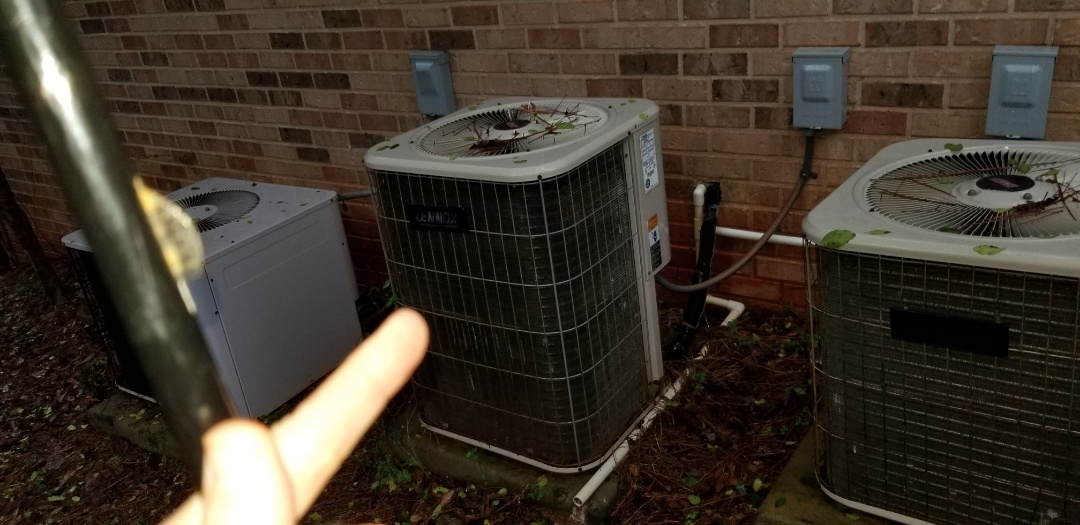 Peachtree City, GA - Quote gor replacement of an ac and furnace