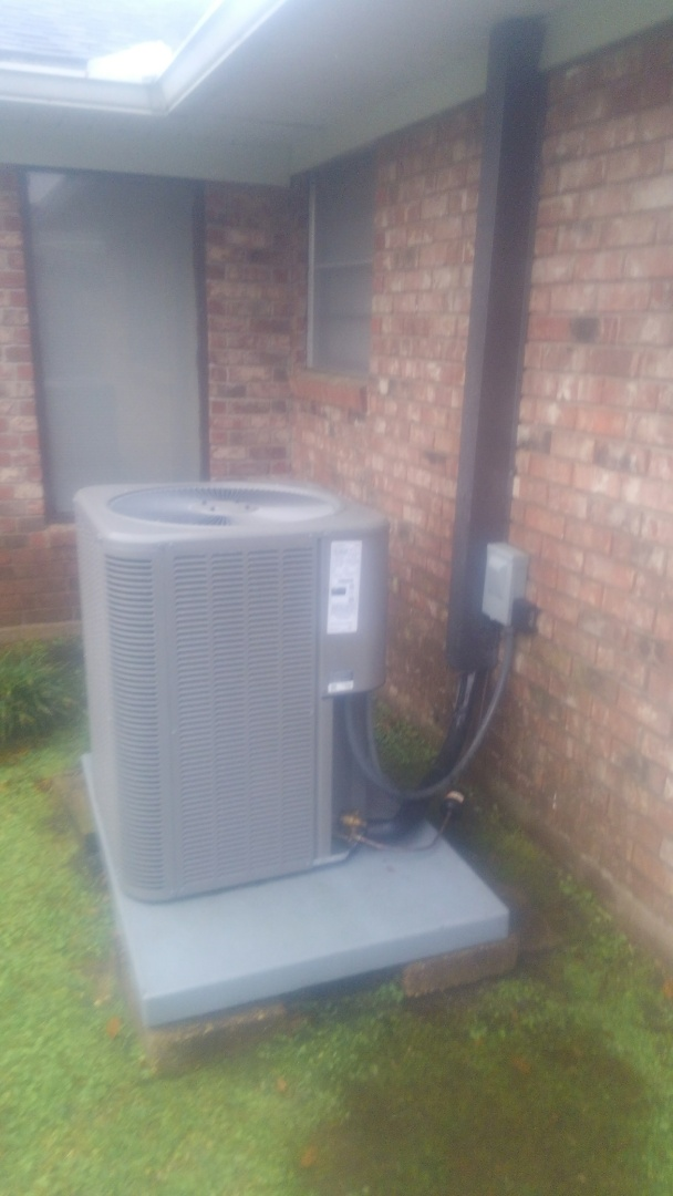 Did cooling tune up on Lennox system