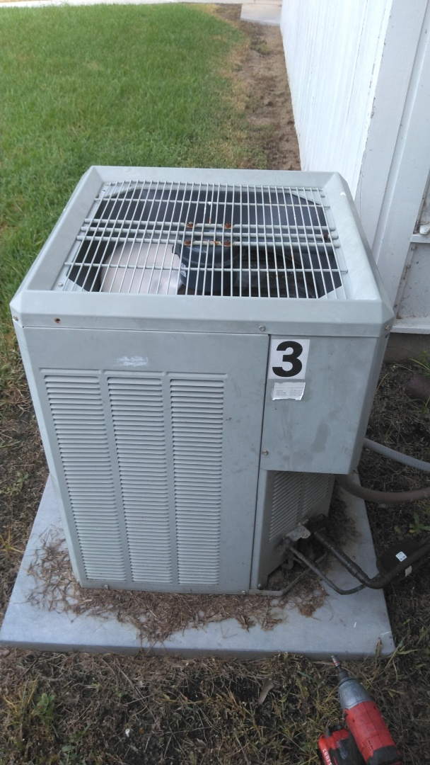 Washington, LA - Did cooling tune up on Lennox system and replace filter.