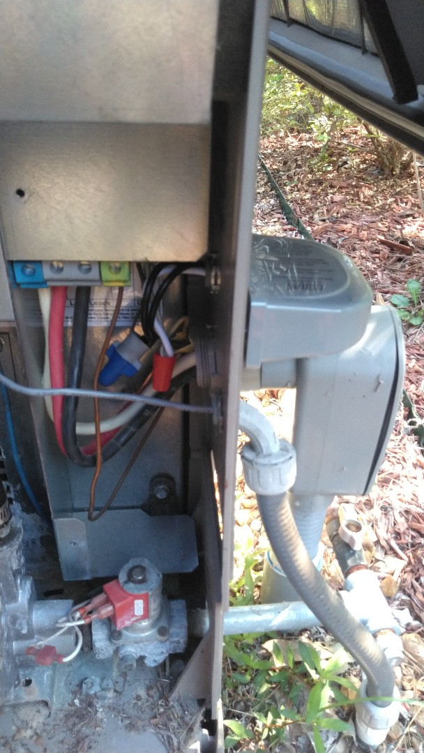 Ville Platte, LA - Did service call on Kohler generator and added surge protector.