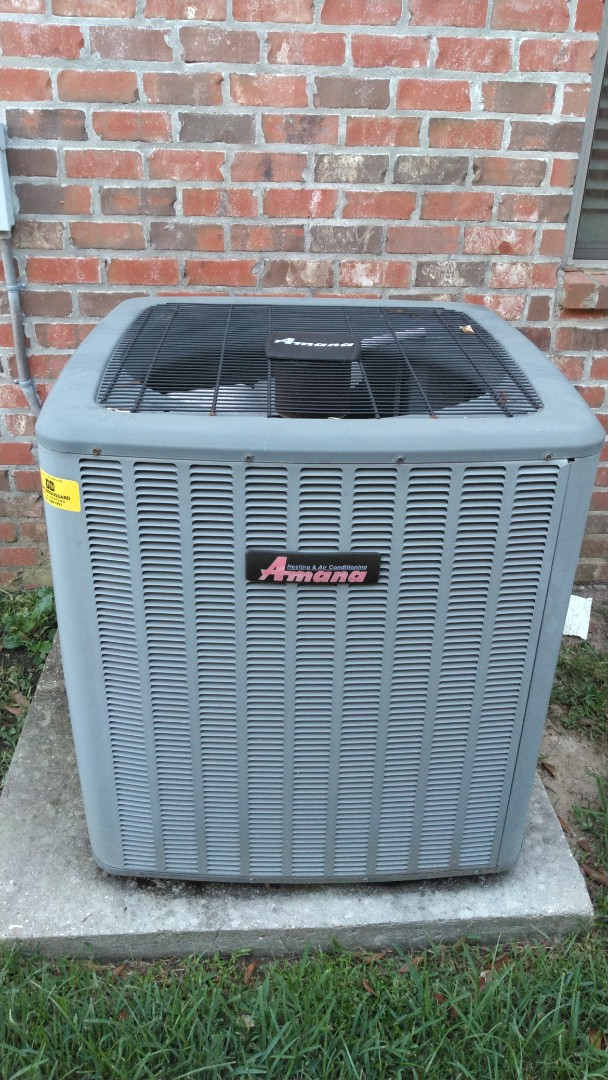 Lafayette, LA - Did heating tune up on Goodman system.