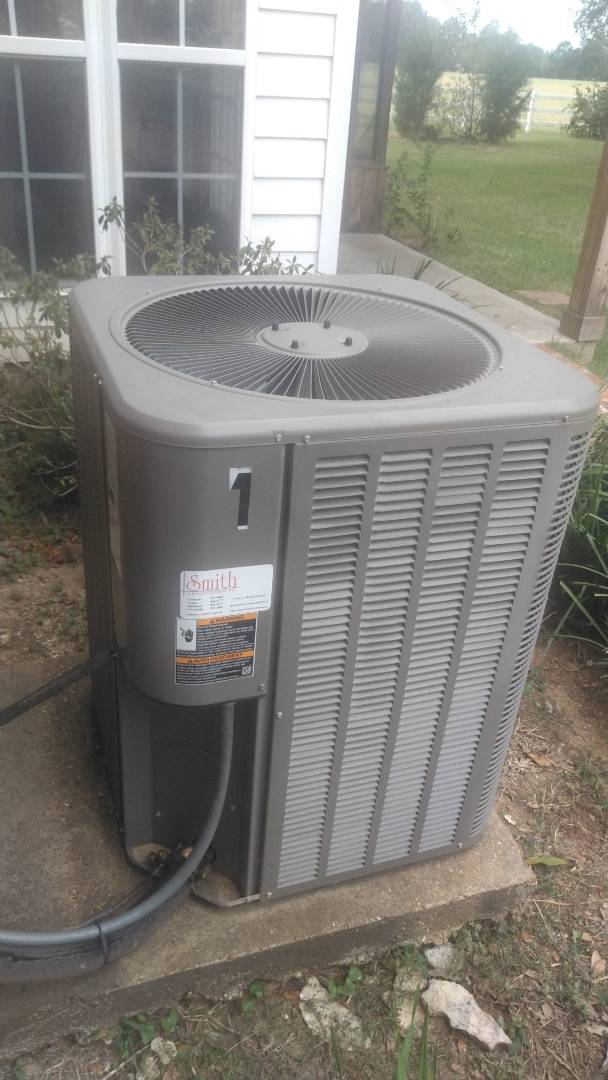 Washington, LA - Did heating tune up on Lennox system and replace filter.