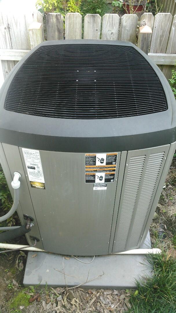 Washington, LA - Service Lennox unit for heating check up