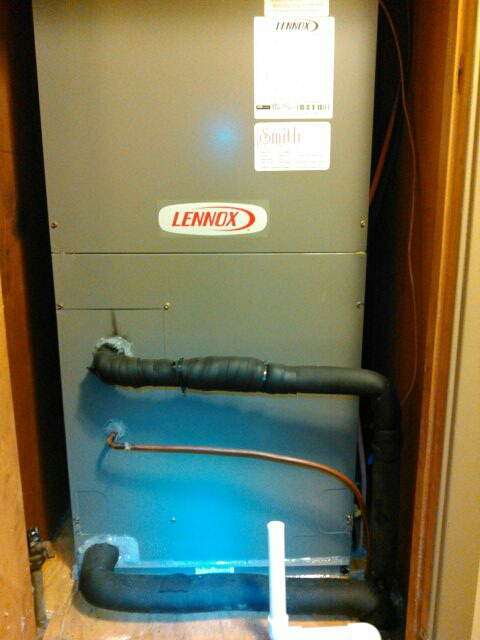 Pine Prairie, LA - Did heating check up on Lennox unit.