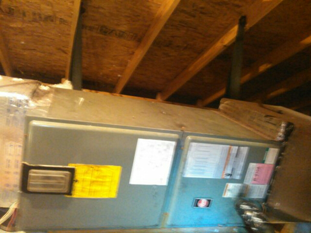 Sunset, LA - Did service call on rheem heater unit,