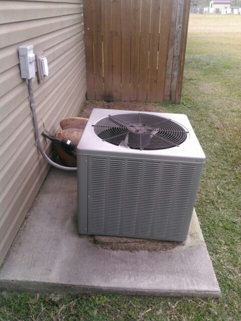 Sunset, LA - Replace control board on rheem heater unit.