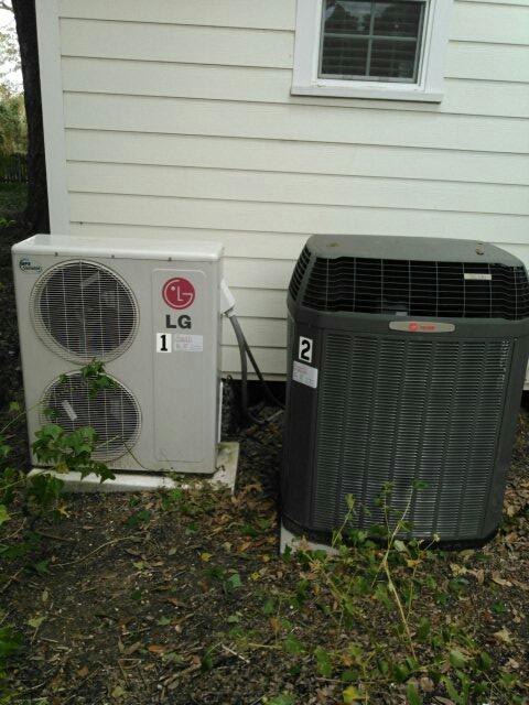 Washington, LA - Did heating tune up on trand unit;s.
