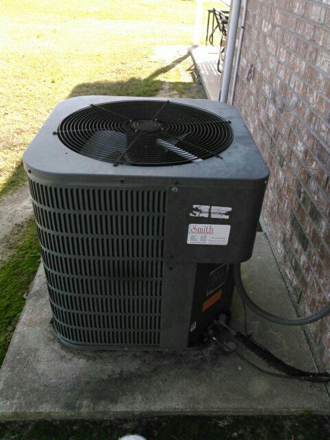 Mamou, LA - Did heating tune up on Goodman unit.