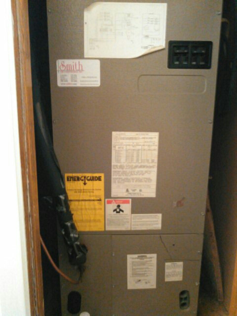 Carencro, LA - Did heating tune up on Goodman heater unit.