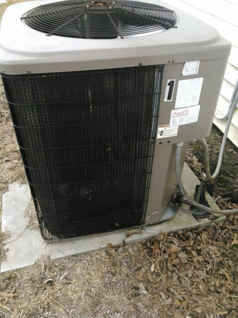 Basile, LA - Did service call on luxaire unit and replace defrost control board.